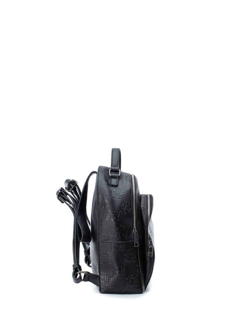 XTI Black Backpack