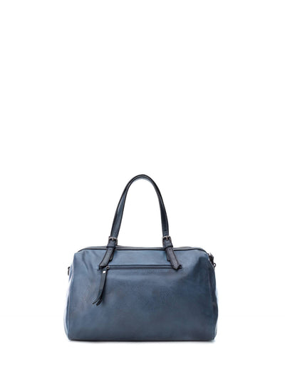 XTI Navy Shoulder Bag