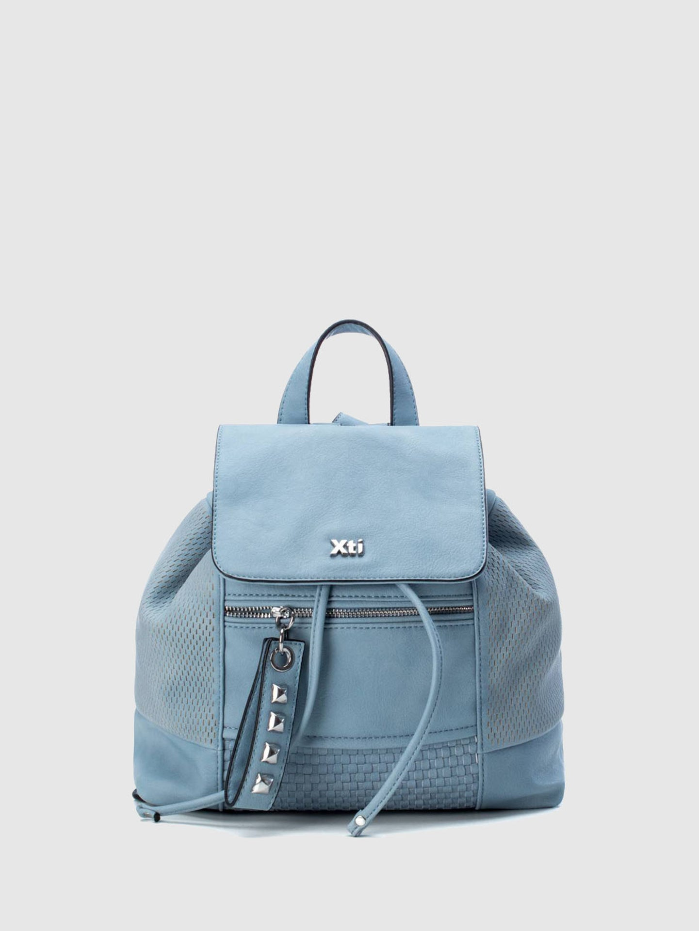 XTI Blue Backpack