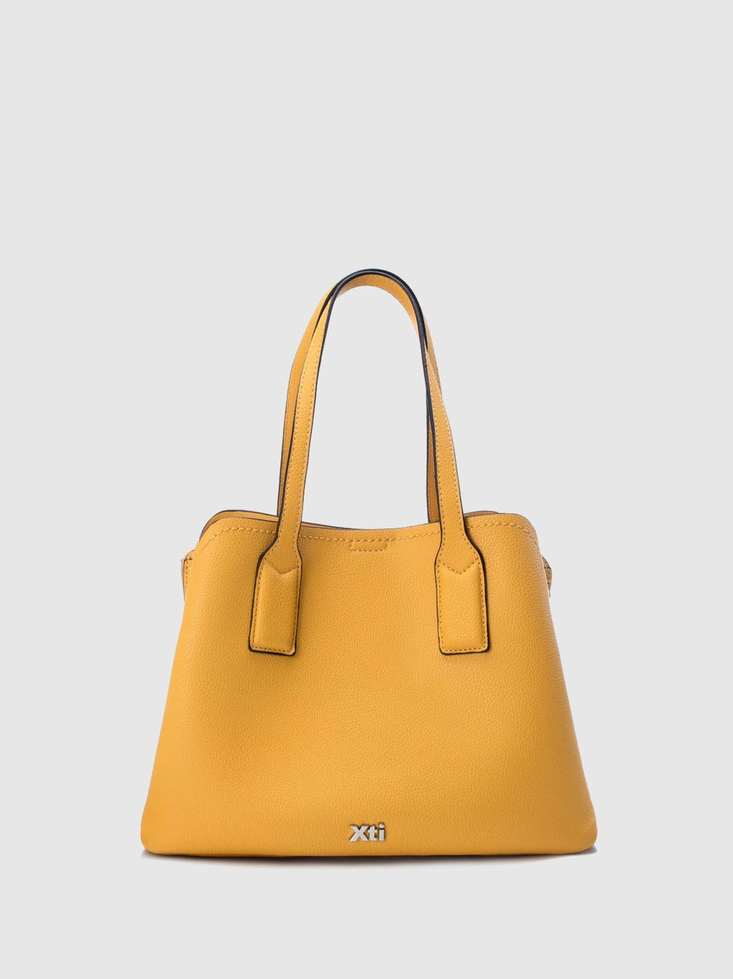 XTI Yellow Handbag