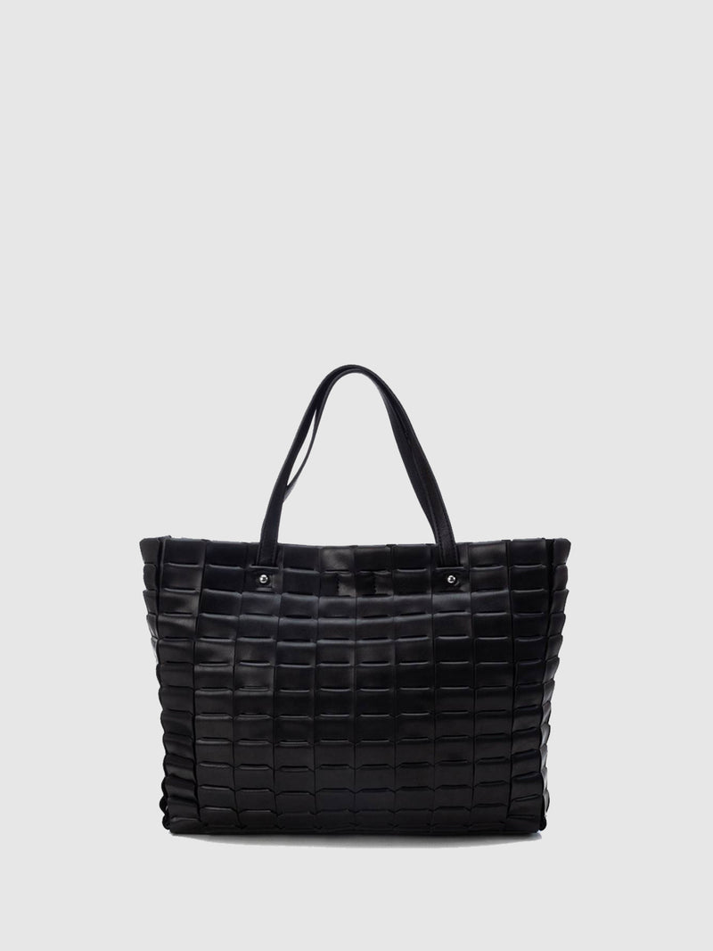XTI Black Tote Bag