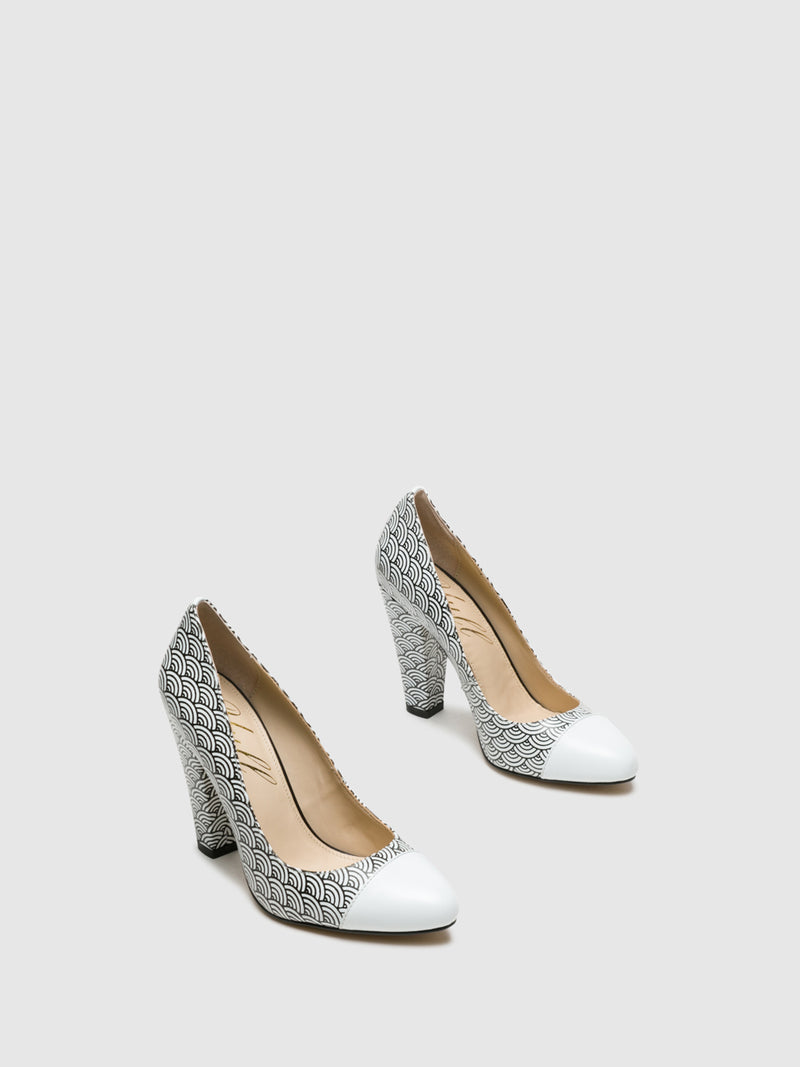 Yull Multicolor Classic Pumps Shoes