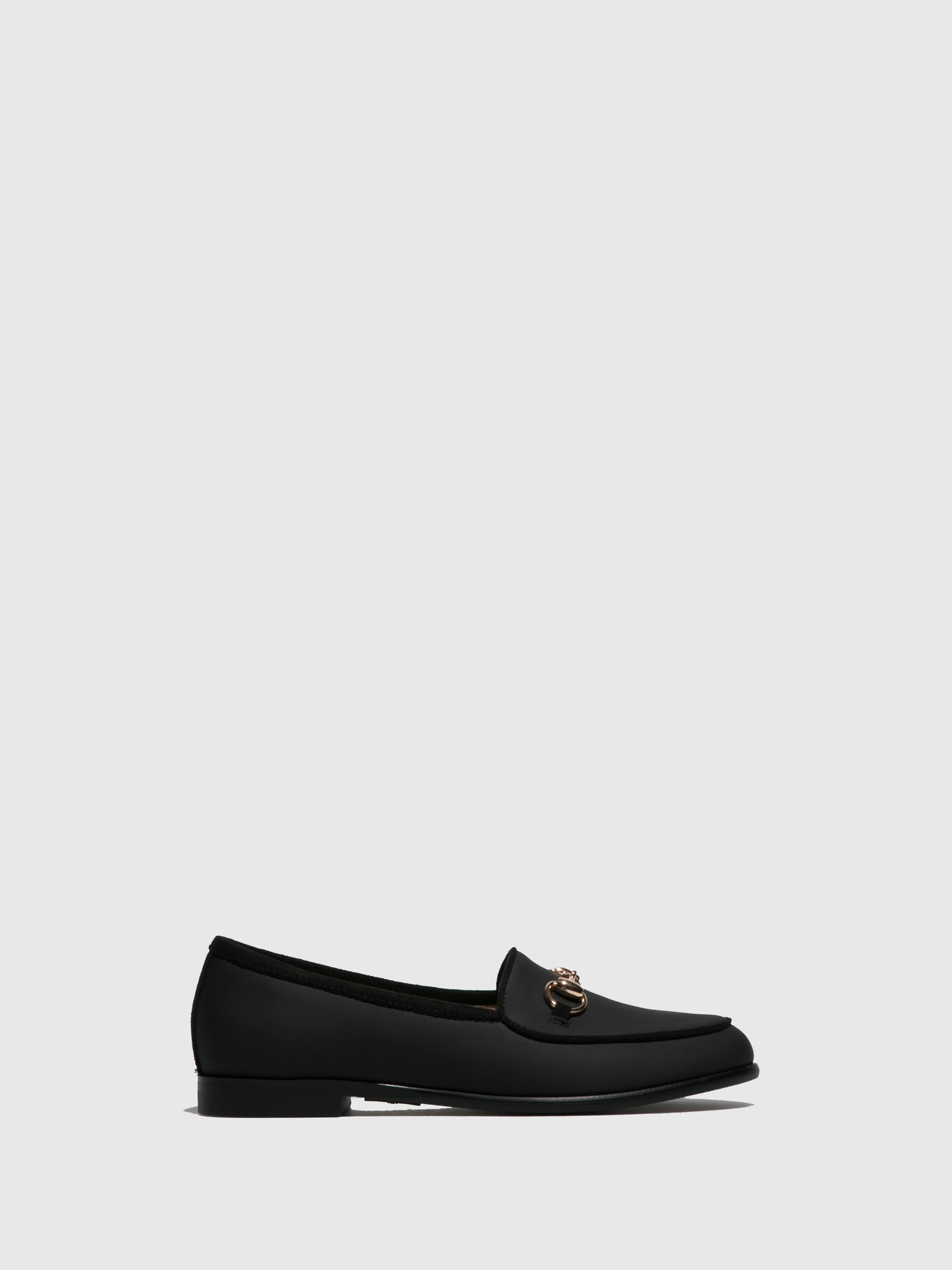 Yull Black Classic Shoes