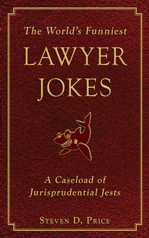 Book- World's Funniest Lawyer Jokes- Item#2067