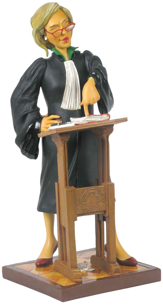 Forchino Statues- The Lady Lawyer Item #2642