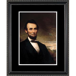 Historical Art- Presidential Portraits- Abraham Lincoln- Item #4153F
