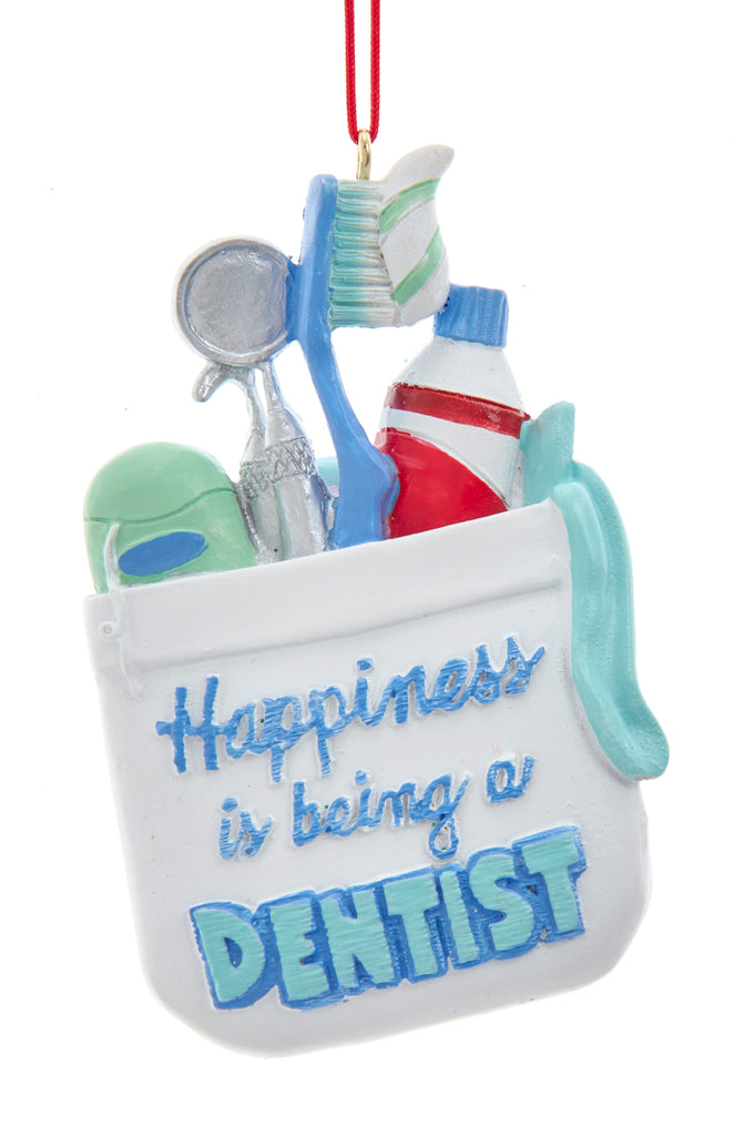 Dentist Ornament- Item#H0125