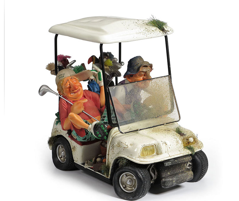Forchino Statues- Golf Cart Item #H0032