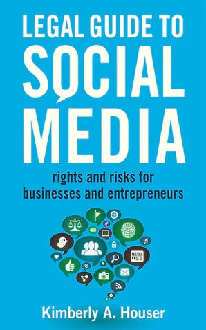 Book- Legal Guide to Social Media- Item#H0137