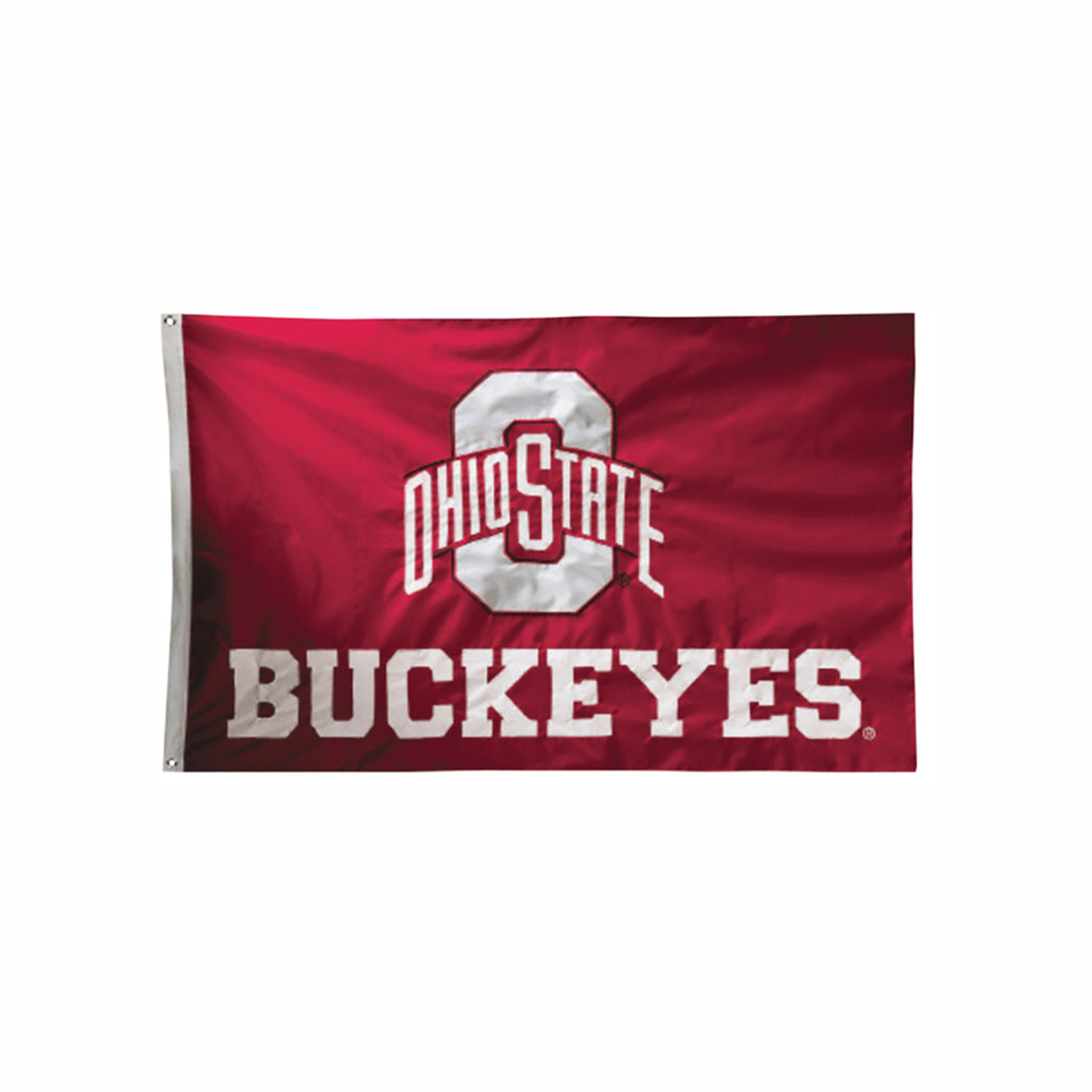 Premium 2-sided Collegiate Flags! - Item #3610