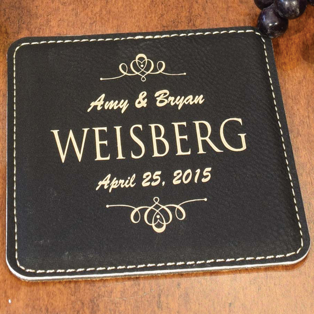 Personalized Coasters - Item #2488