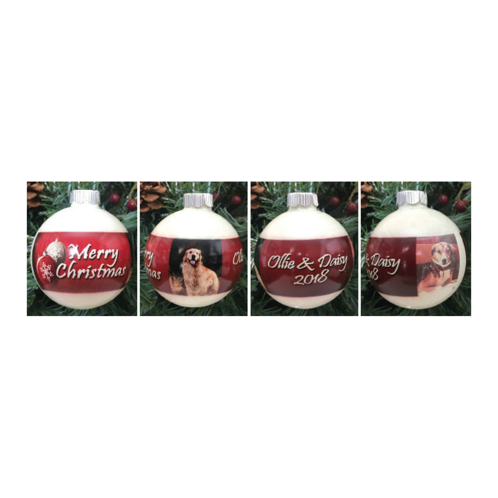 Personalized Ornaments - Item #2500