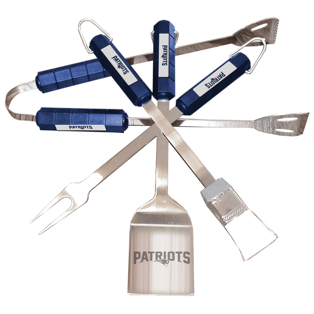 Four Piece BBQ Sets for Sports Fans - Item #3605