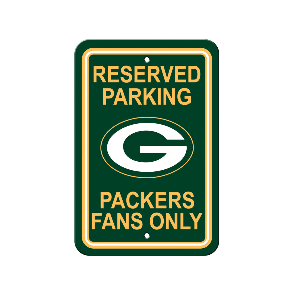 NFL & College Parking Signs - Item #3612