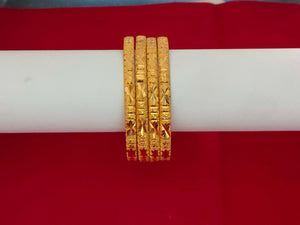 Indian Bollywood Bridal Gold Plated Designer Party Wear Fashion Jewelry Bangles