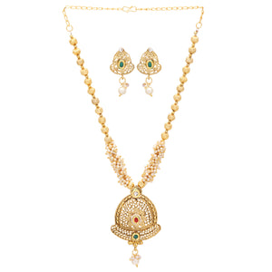 Polki Necklace For Women & Girls