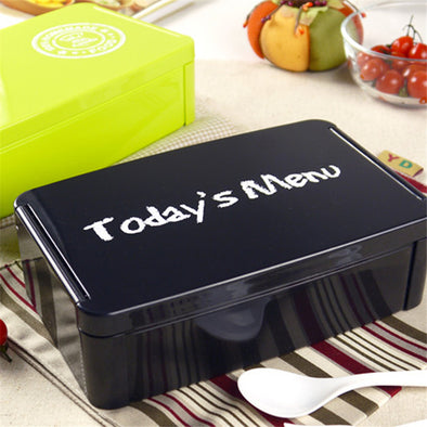 Today's Menu Lunch Box