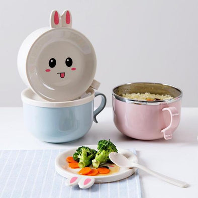 Cute Rabbit Lunch Box