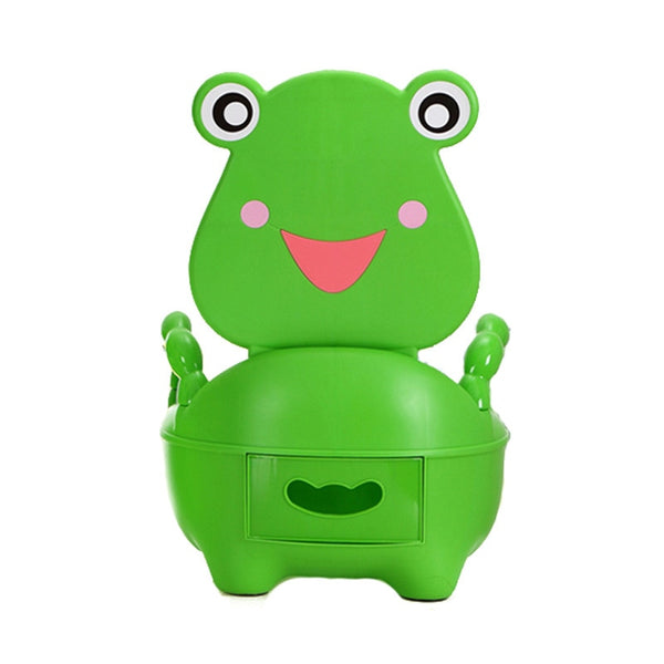 Frog Potty Chair