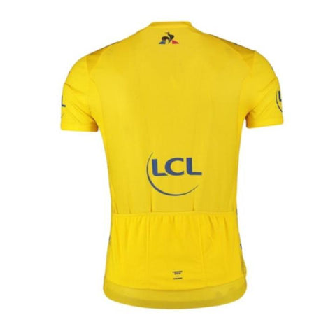 our de France Le Coq Sportif Men's Replica Jersey | Arrivee | 2019