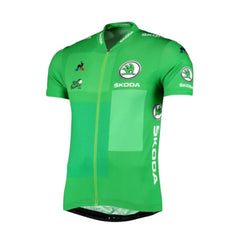 Tour de France Le Coq Sportif Men's Replica Sprinter Jersey | Green | 2019