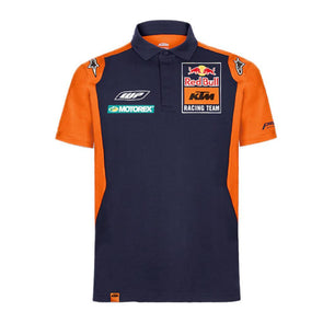Red Bull KTM Racing Official Teamline Men's Polo Shirt | 2020 Season