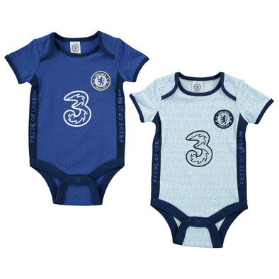 Chelsea Baby Kit 2 Pack Bodysuits | 2020/21