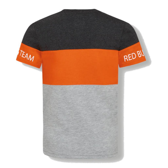Red Bull KTM Racing Team Kids Letra Block T-Shirt | 2020 Season