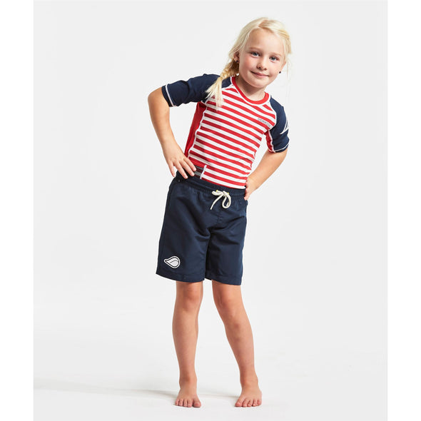 Didriksons Kids Splash Shorts | Navy