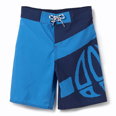 Animal Layka Boys Boardshorts | Mediterranean Blue