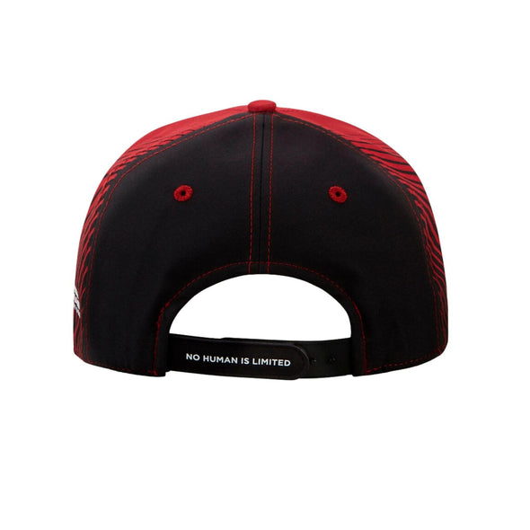 Mercedes AMG Petronas Team Baseball Cap | Red/Black | Adult | 2021