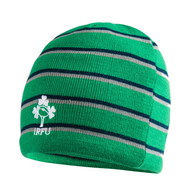 Canterbury Ireland IRFU Rugby Beanie Hat | Bosphorus | 2019 | One Size
