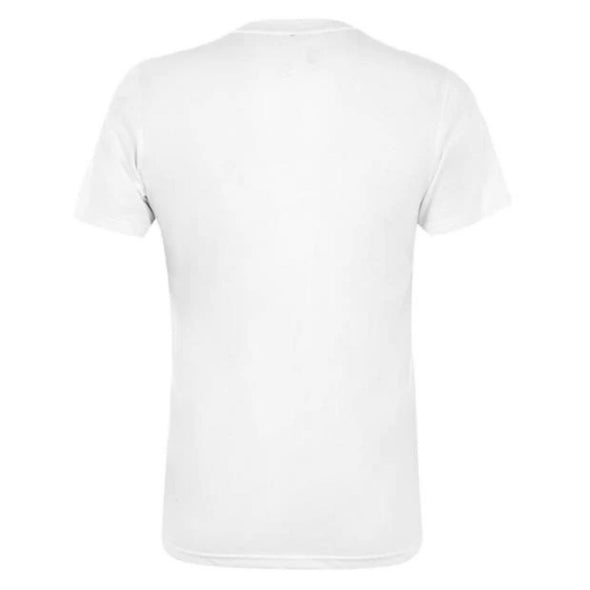 England Football Men's Small Crest T-Shirt | White
