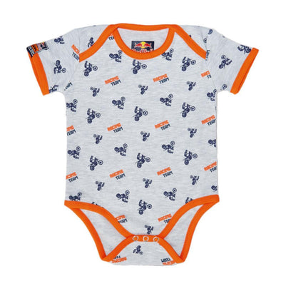 Red Bull KTM Racing Team Baby Rider Bodysuit | Grey | 2020 Season