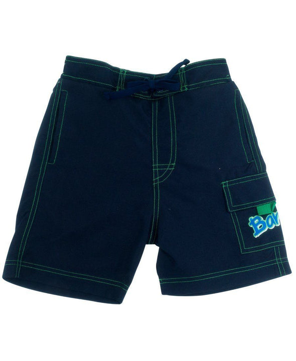 Banz Kids UV Board Shorts | Navy