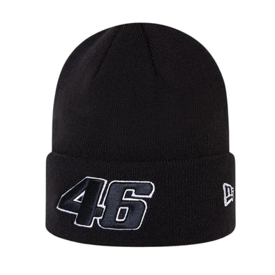 Valentino Rossi VR46 New Era Beanie Hat  | Adult | Black | 2021