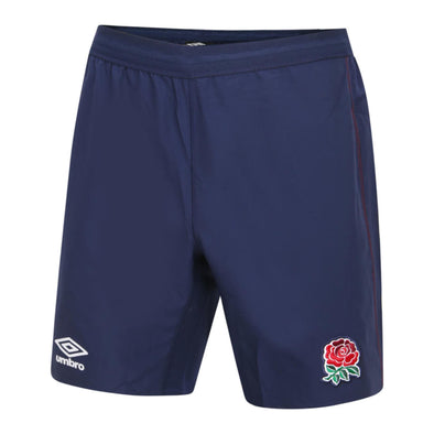Umbro England RFU Rugby Alternate Shorts | Blue | 2020/21 | Adult