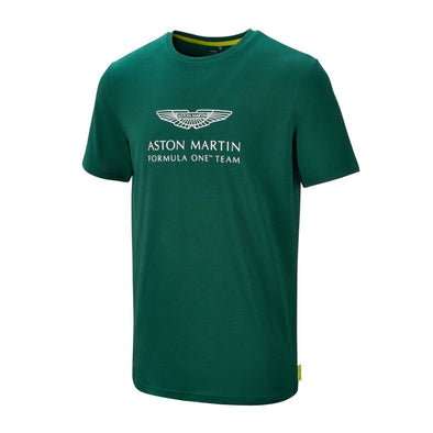 Aston Martin F1 Lifestyle T-Shirt | Adult | Green | 2021