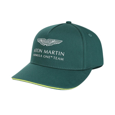 Aston Martin F1 Team Baseball Cap | Adult | Green | 2021