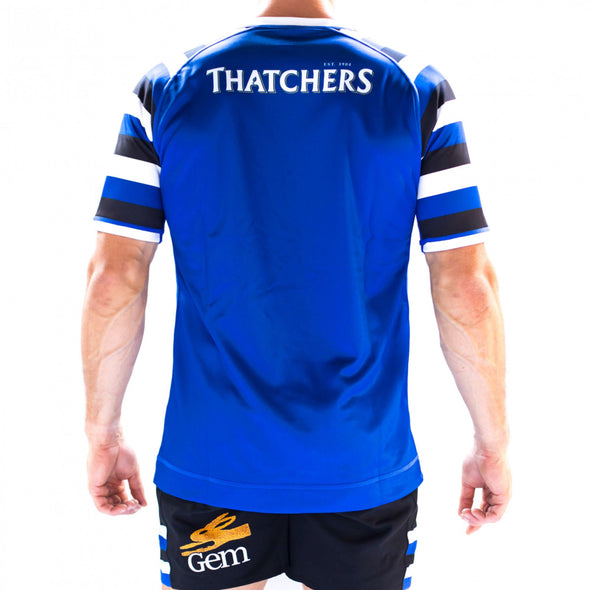 Canterbury Bath Rugby Home Pro Shirt | Surf The Web | 2019 | Adult