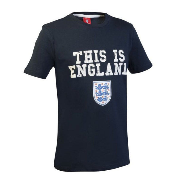 Official England Football Kids This is England T-shirt