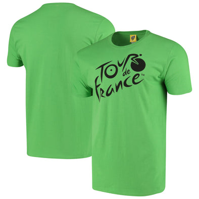 Tour de France Men's T-Shirt | Green | 2020