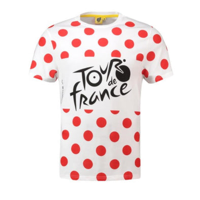 Tour de France Kid's King of the Mountains T-Shirt | Polka