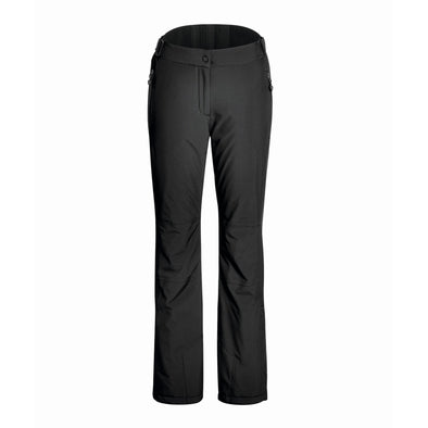 Maier Sports Vroni Slim Women's Ski Pants | Slim Fit | Black