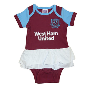 West Ham United Baby Girls Tutu | 2020/21