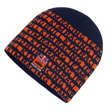 Red Bull KTM Racing Team Lettering Beanie | Navy | Adult | 2021