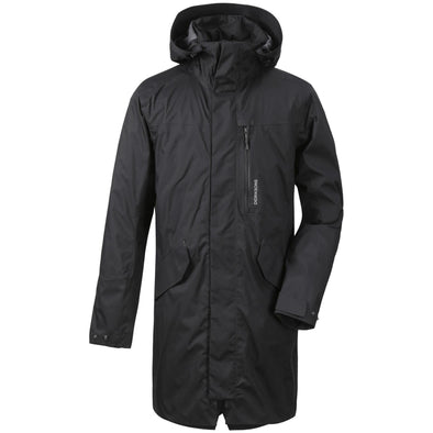 Didriksons Arnold Mens Parka | Black