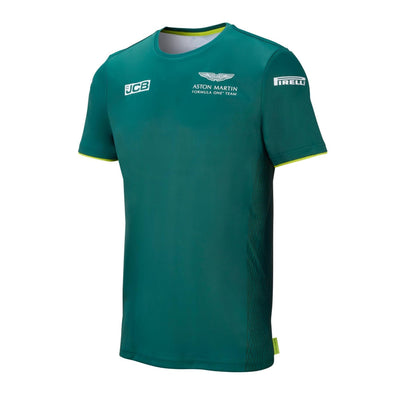 Aston Martin F1 Team T-Shirt | Kids | Green | 2021