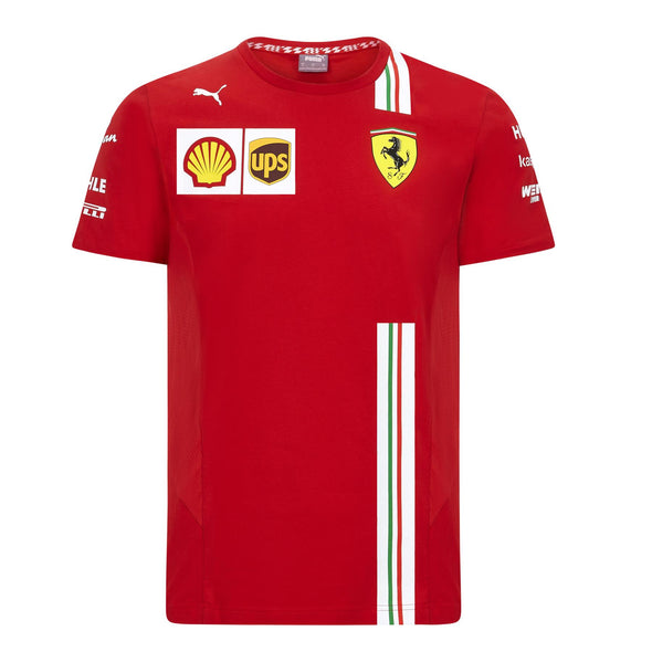 Scuderia Ferrari Kid's Puma Replica Team T-Shirt | 2020