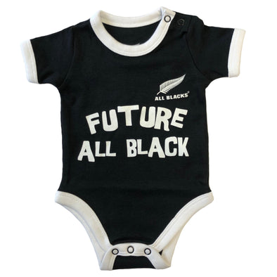 New Zealand All Blacks Rugby Baby Bodysuit | 2019/20 Season